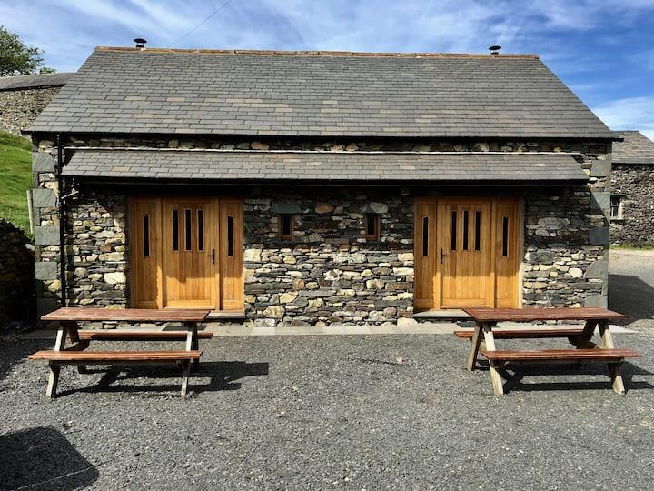 Camping Barn 2, Abbot Park Farm