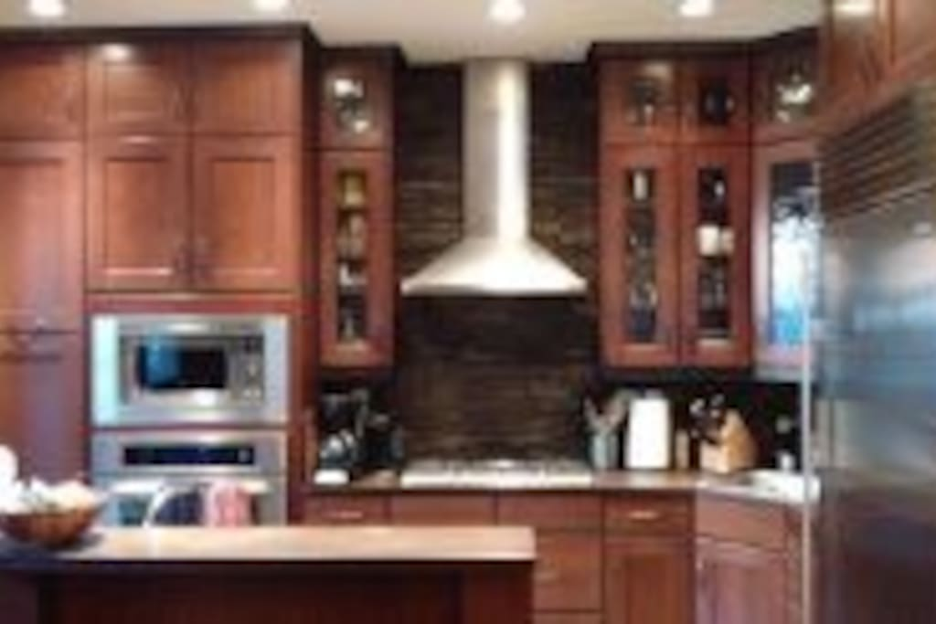 A kitchen for all your needs!