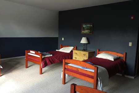 Little House Inn - Shared Bunk Room - Rumney