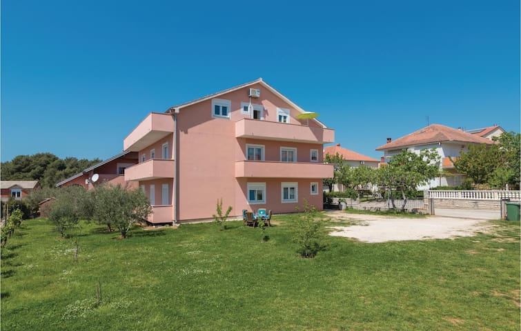 Holiday apartment with 1 bedroom on 33m² in Zadar