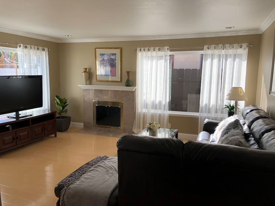 Another view of share living room