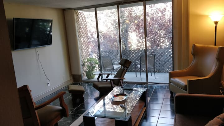 Relaxing Apartment Close to Campus and BART