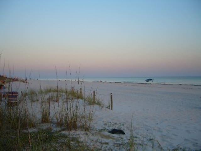 Pirate Cove Villas Beach Front
