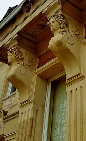 Regency Style in Leamington Spa