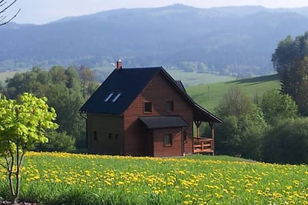 Chata v Beskydech - Písek - Appartement