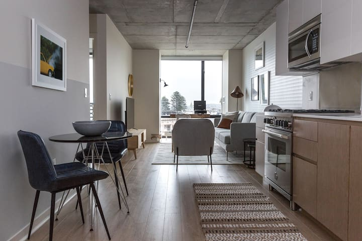 Sonder | Duboce Apartments | Classic 1BR + Gym