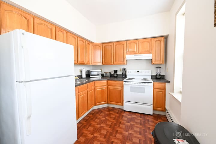Newly renovated apartment in Downtown area RG20