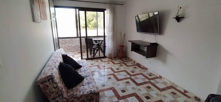 Apartamento cómodo y central en Medellín