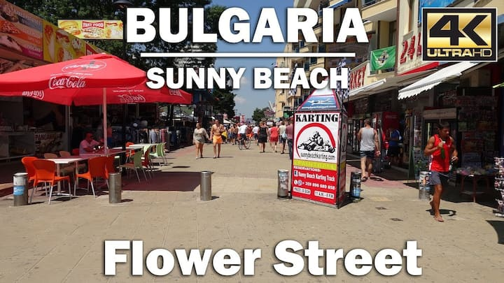 Apartment for rent in Sunny Beach/ Nessebar 120 m2