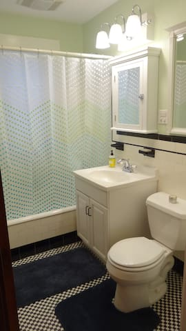 Near Boston historic two-bedroom, modern amenities - Malden - Appartement