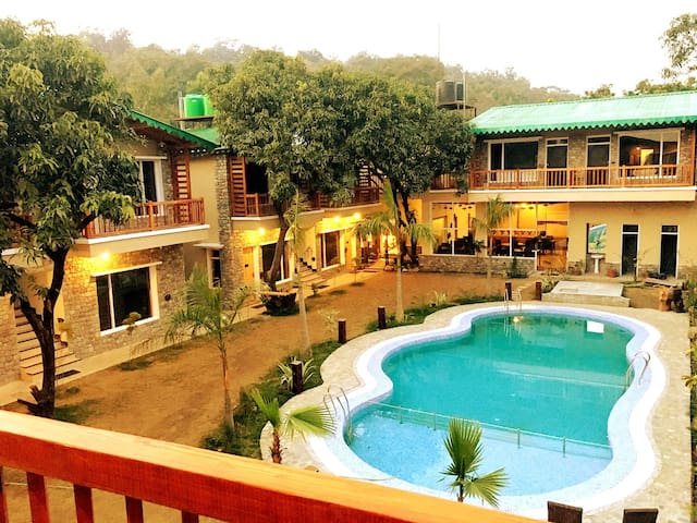 Le Reserve Resort Corbett