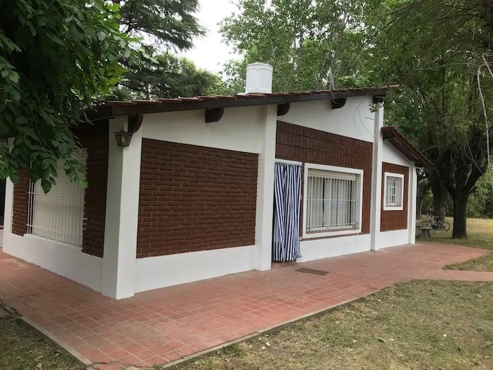 Chalet Casa Quinta con piscina