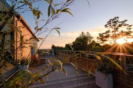 Chambre d'hôtes Etretat - Le voyage de Galilée - Bordeaux-Saint-Clair - Bed & Breakfast