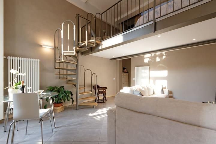 Posizione centralissima, FAST WI-FI - Biella - Appartement