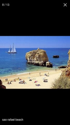 SAO RAFAEL ALBUFEIRA APARTMENT CLOSE TO THE  BEACH