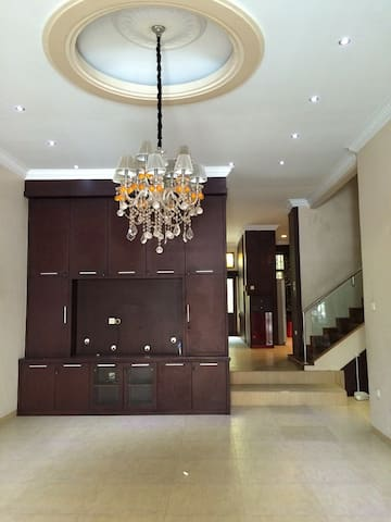 Luxurious and Spacious House at Medan - Medan - Hus
