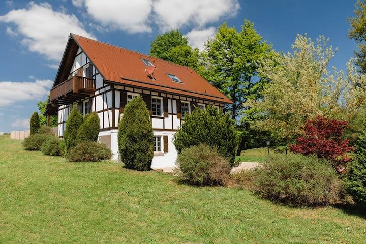 Exklusives und gemütliches Landhaus, kl. Variante