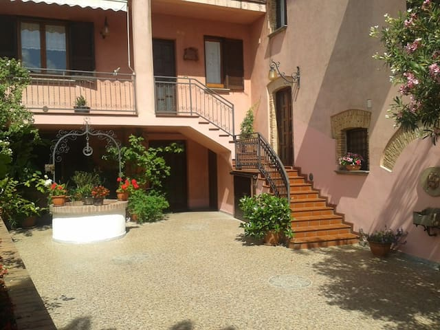 B&B Casa Rosata - Frascineto - Bed & Breakfast