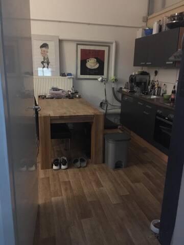 2 Zimmer Wohnung Stadtmitte
