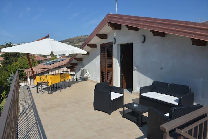 Casa vacanze Villa Agropoli Appartamento Rosathea