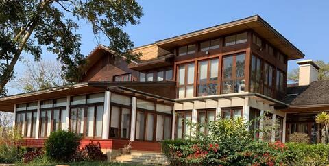 Abina Khao Yai - Beautiful Private Villa