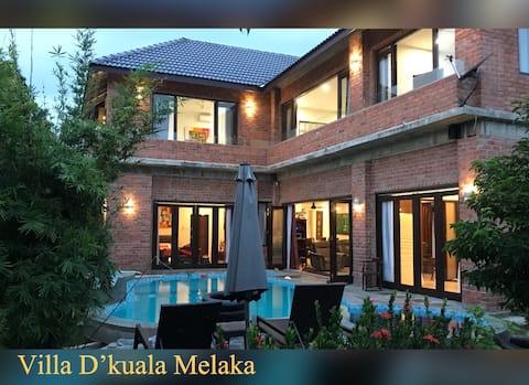 Villa D'kuala Melaka  Vacation Home