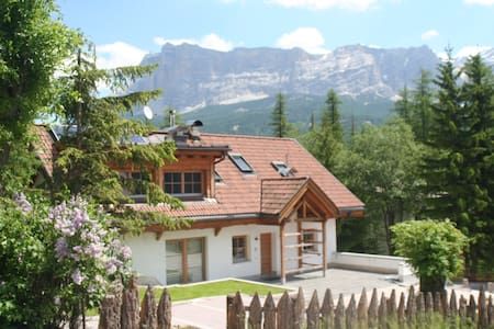 Big, open plan, family friendly chalet