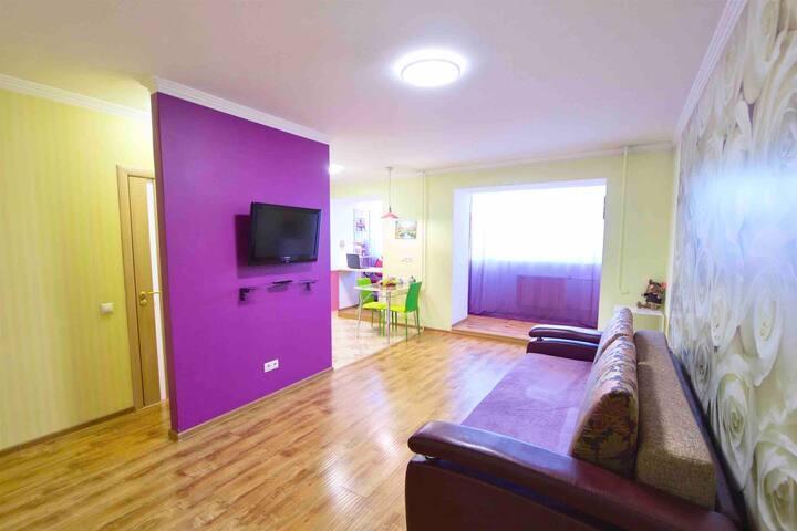All inclusive! Апартаменты на Карла-Маркса, 131