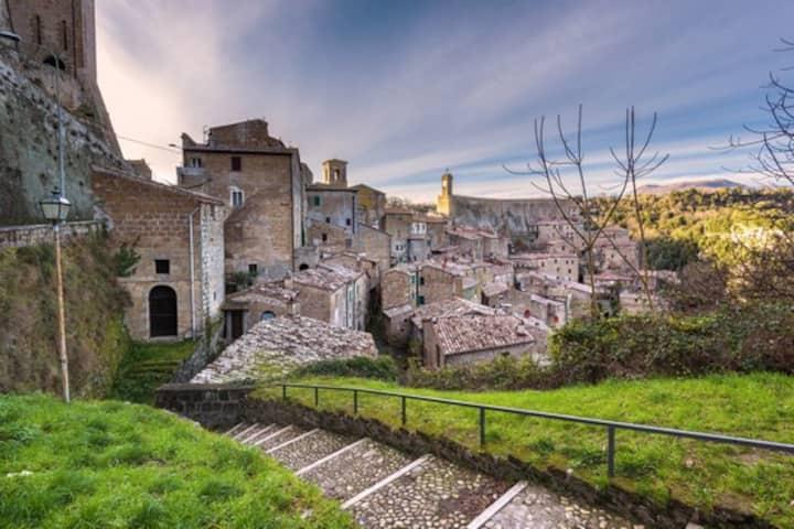 Toscana, appartamento a Sorano - Grosseto