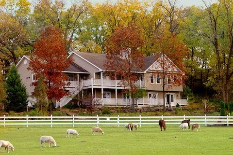 The Badger Den - Speckled Hen Inn