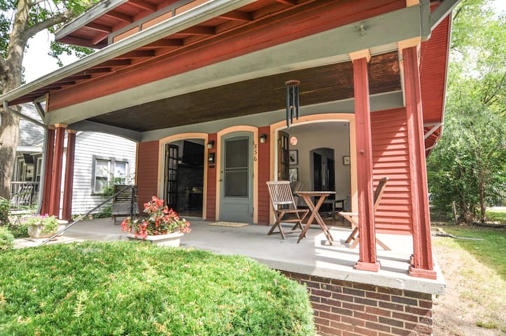 French Bungalow - Minutes from Purdue Campus!