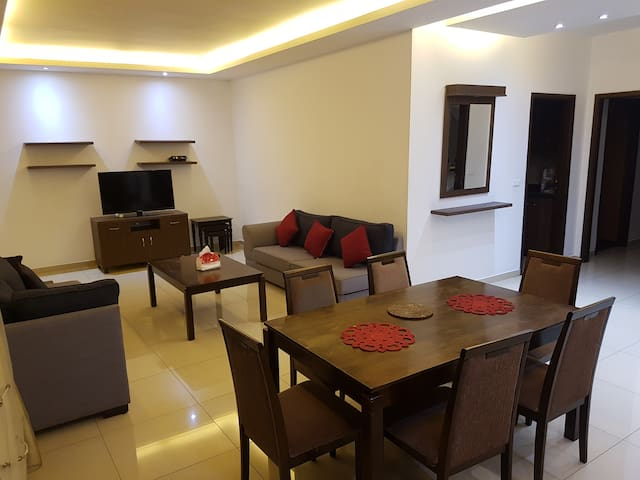 Jounieh /Kaslik  -  Furnished apartment