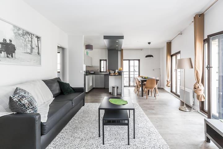 Fabulous Apartment Grands Boulevard