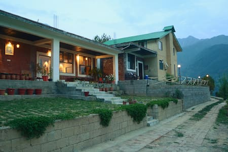 Kashgar : musafir cottages