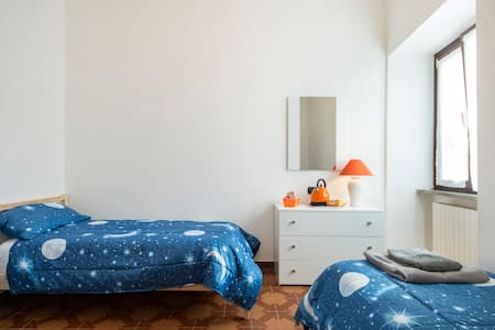 Como Il Cortile da Manu,Maggy&Hope twin beds