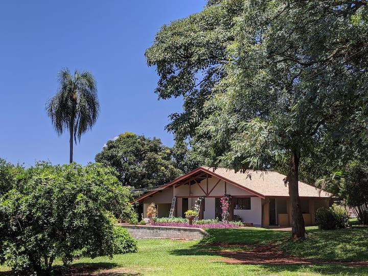 Casa Tranquila 1 em Chácara, Barão Geraldo/Unicamp