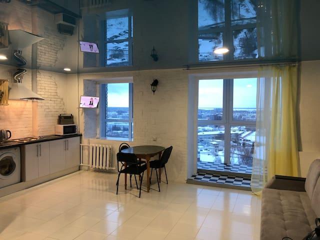 лофт на Фурманова