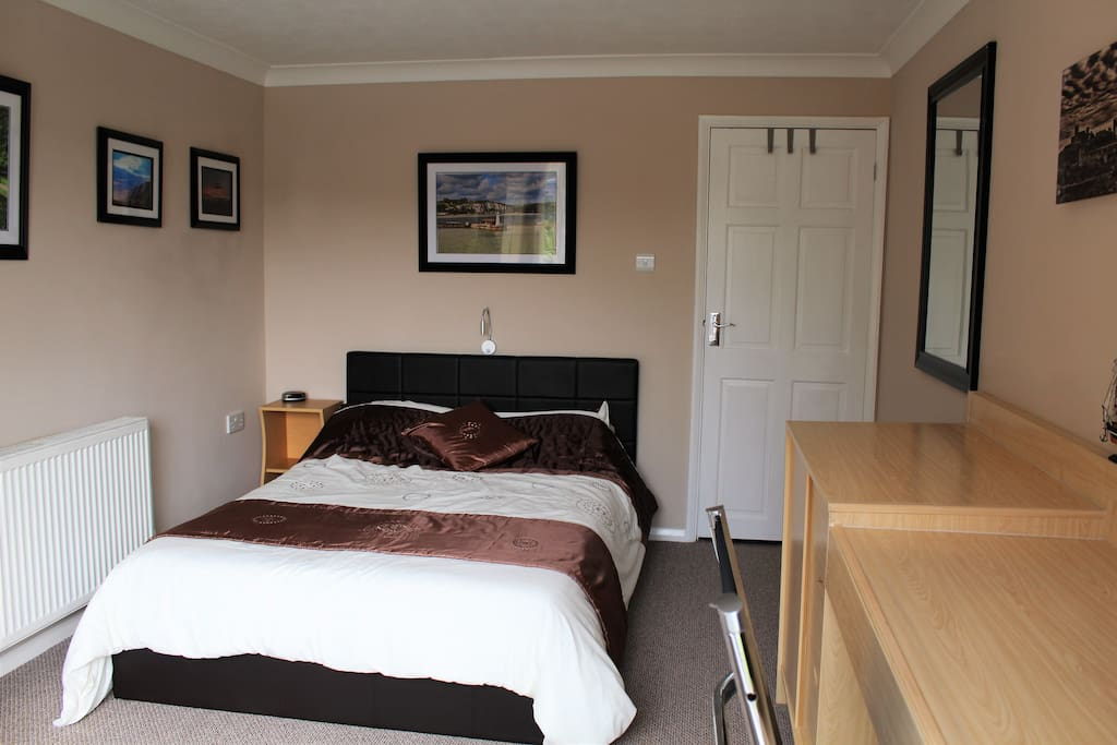 Annexe double room