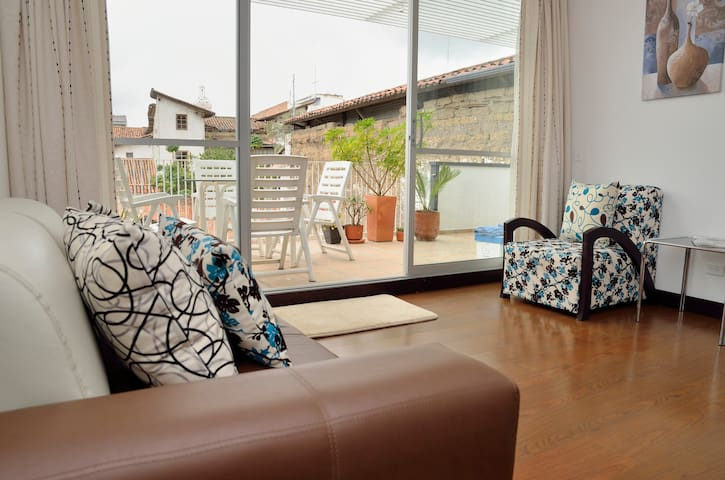 New Penthouse in Cuenca's Historic Center