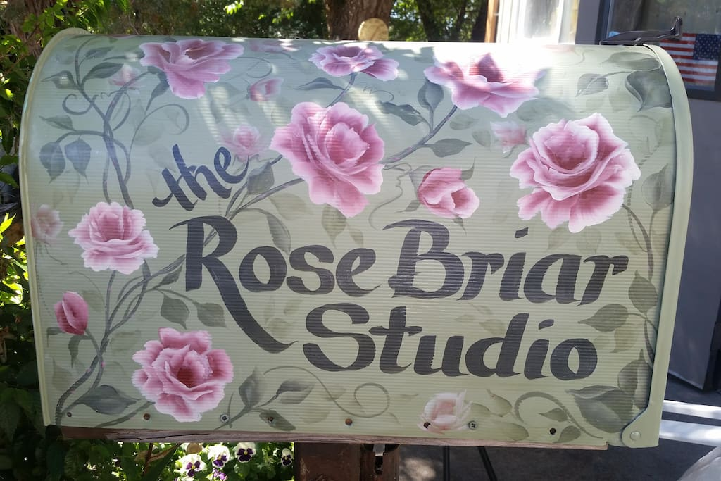 Welcome to the art studio~