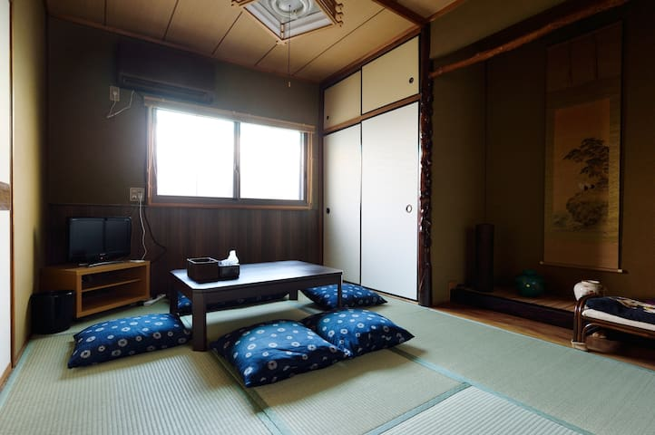 Private room! Near the Kuromon! - Osaka-shi Naniwa-ku - Wohnung