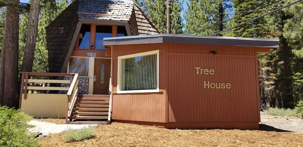 TreeHouse - BEST LOCATION -  Mammoth Village