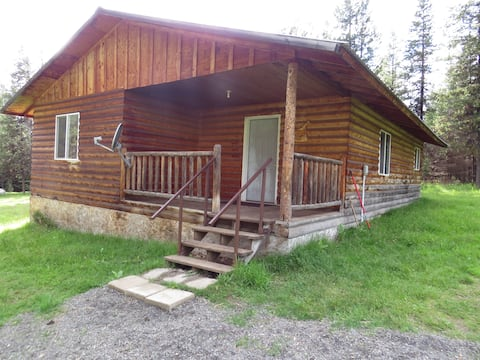 Mountain View Moose Cabin