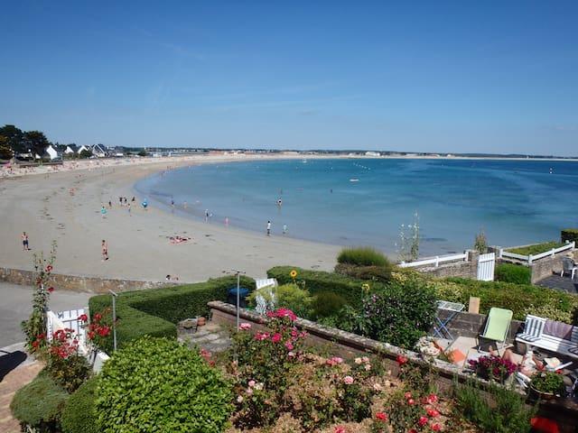 Maison à 20m de la plage