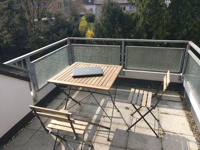 +++TOP Lage+++Balkon+++Fire TV+++