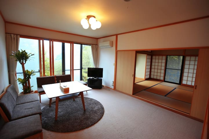 【Up to 32people】Whole House for Rent!  Hoshinosato