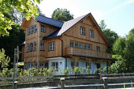 Apartment Altaussee 1 mit Garten - Altaussee - Huoneisto