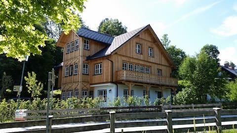 Apartment Altaussee 1 mit Garten