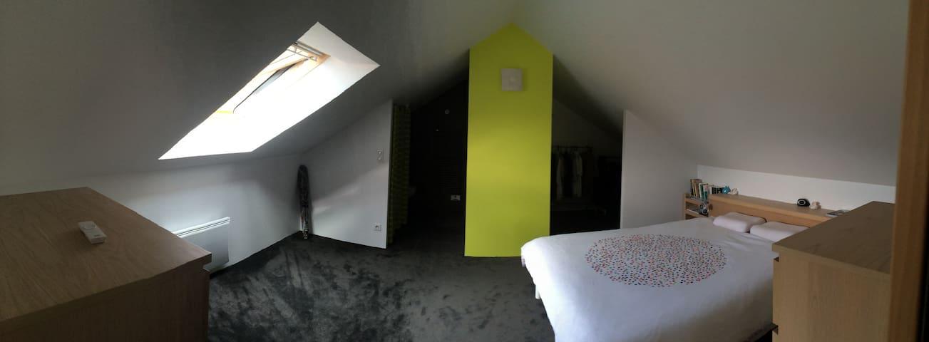 Chambre parentale 16 m2