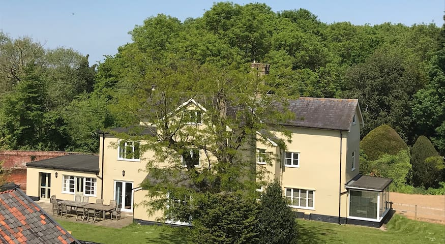Dove Farmhouse for families and friends 4*Gold